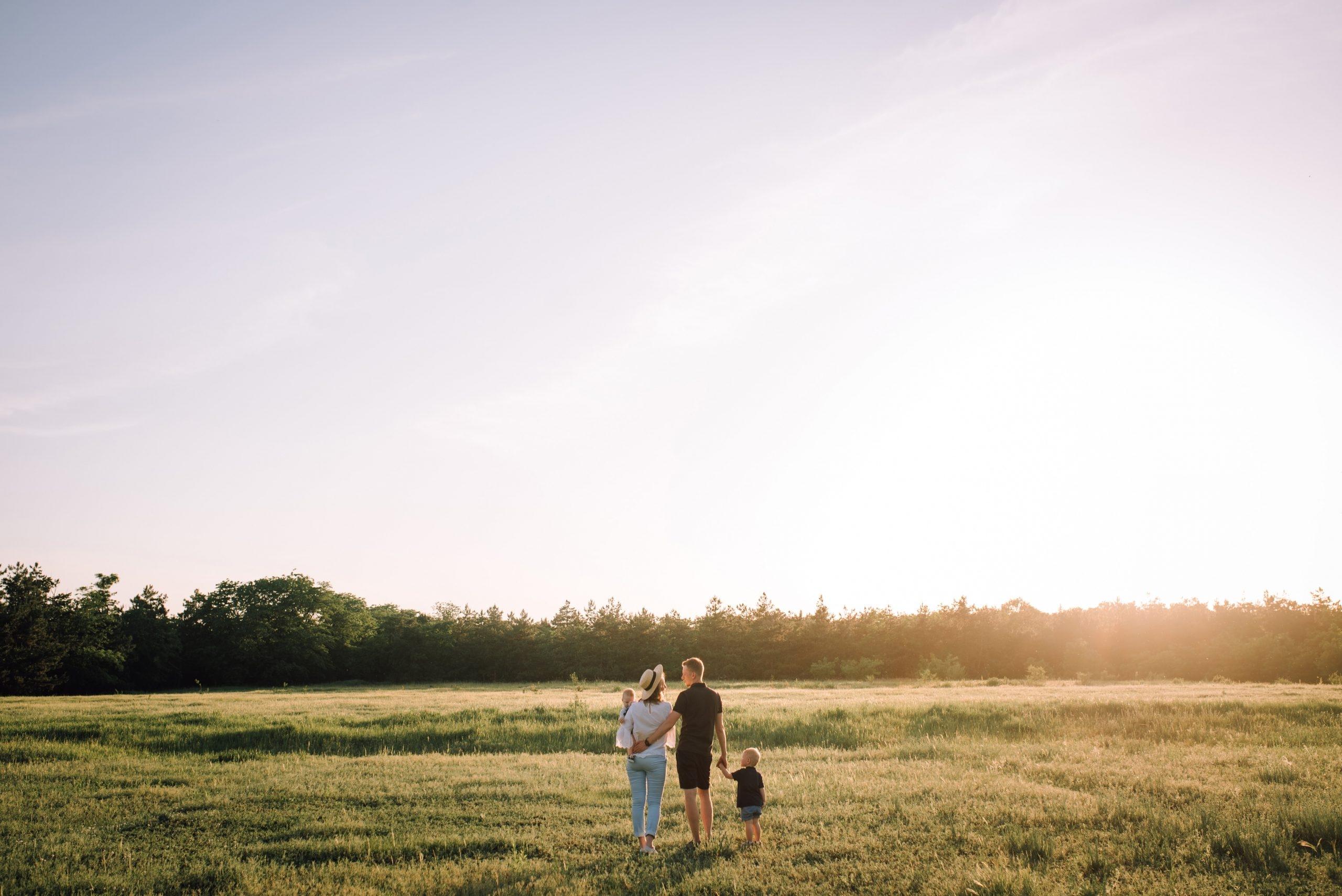 Không gia đình nào bận đến nỗi không thờ phượng Chúa